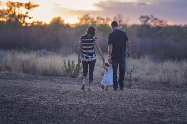 Familie Eltern Kind