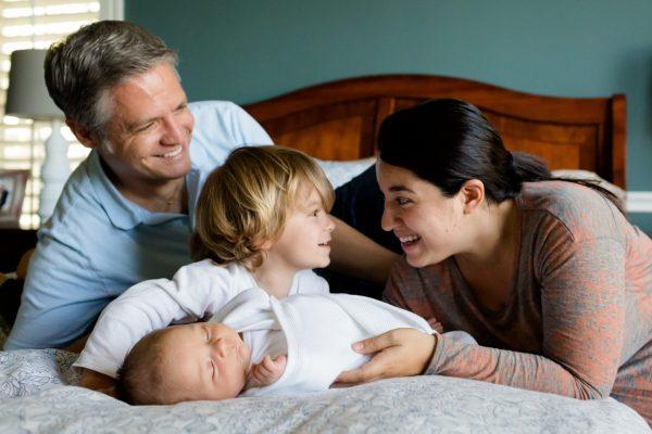 Familie 2 Kinder Pixabay